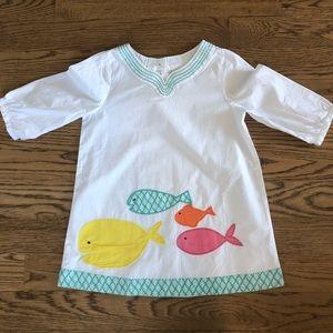 Mini Boden Girls shift dress